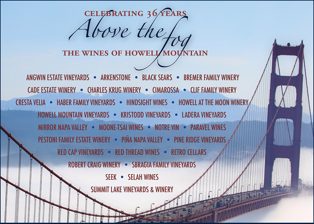 Above the Fog Participating Wineries