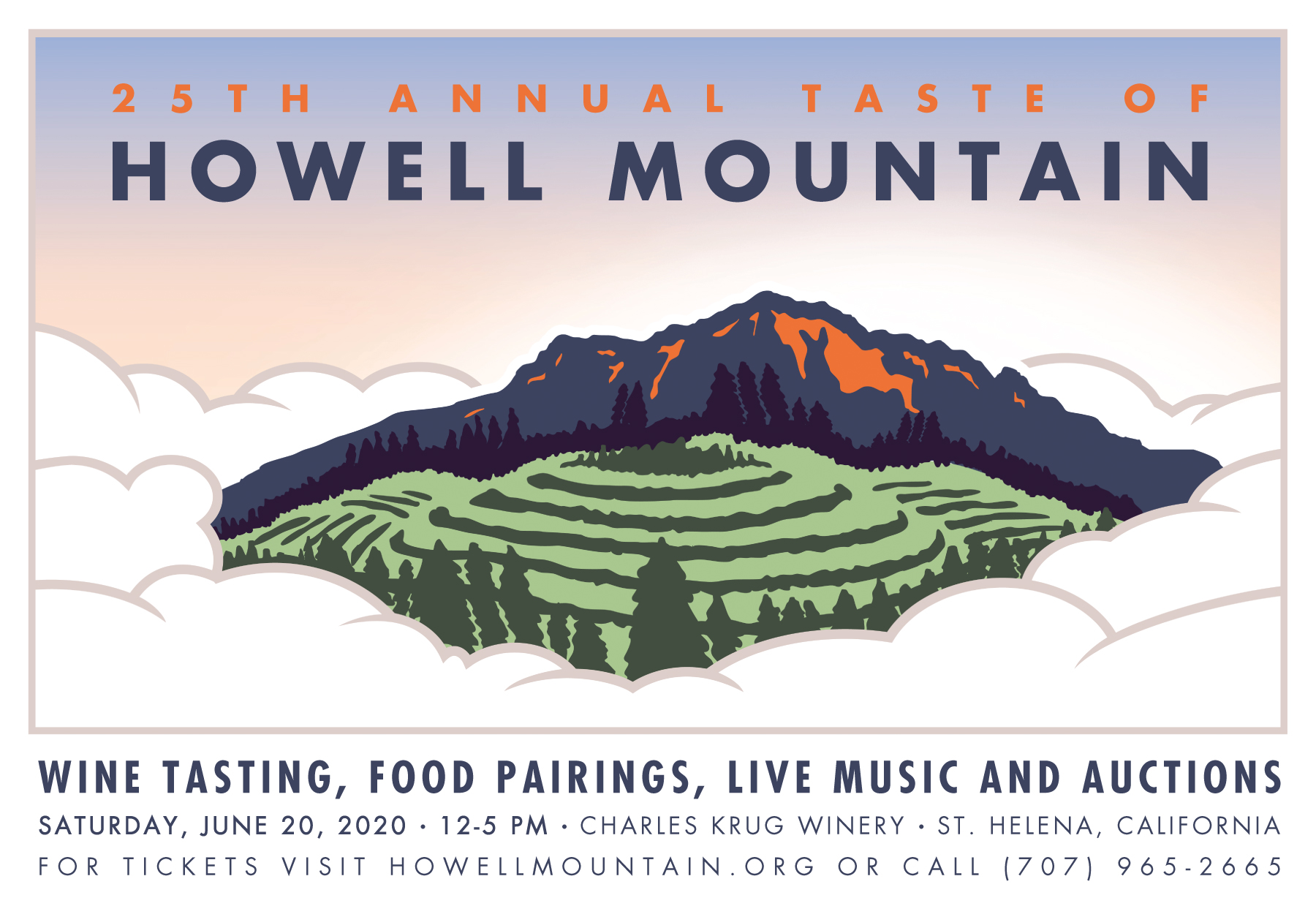 Taste of Howell Mountain